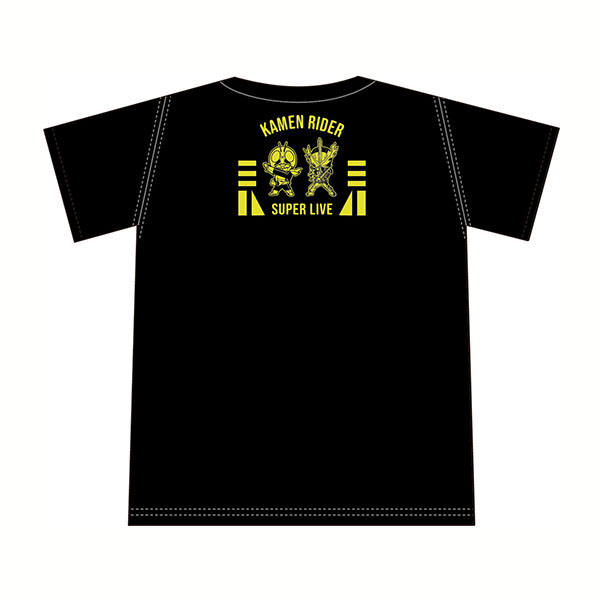 【イベント限定】Tシャツ(スーパーライブ柄) 130cm
