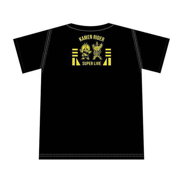 【イベント限定】Tシャツ(スーパーライブ柄) XL