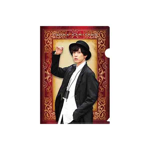 【仮面ライダーストア】仮面ライダーセイバークリアファイル【神山飛羽真】