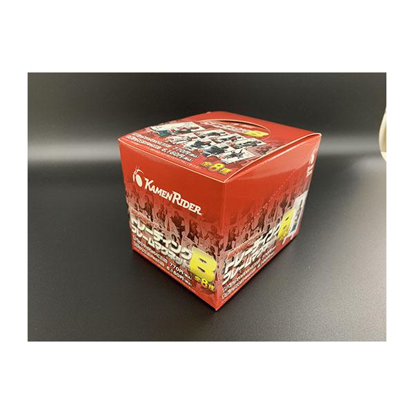 【仮面ライダーストア】<BOX販売>昭和仮面ライダートレーディングフレームマグネットB<オールライダー>