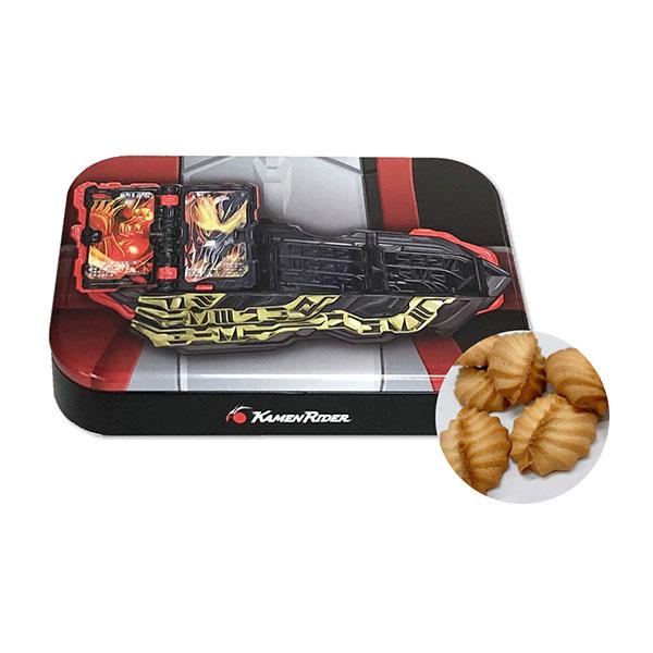 【仮面ライダーストア】ベルト缶クッキー 仮面ライダーセイバー