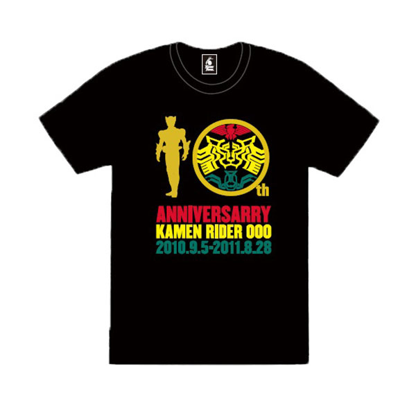 【仮面ライダーストア】仮面ライダーオーズ Tシャツ S
