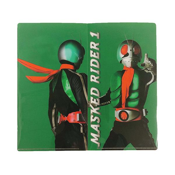 【仮面ライダーストア】抗菌マスクケース 仮面ライダー1号