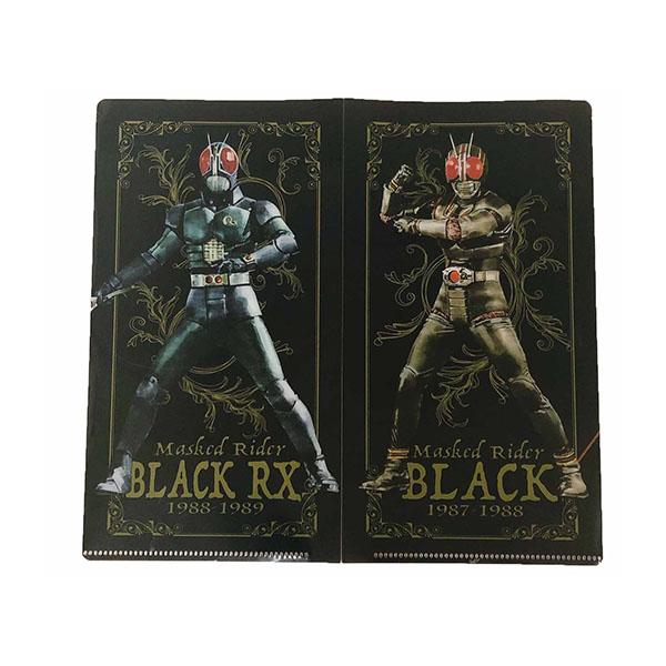 【仮面ライダーストア】抗菌マスクケース 仮面ライダーBLACK/BLACK RX