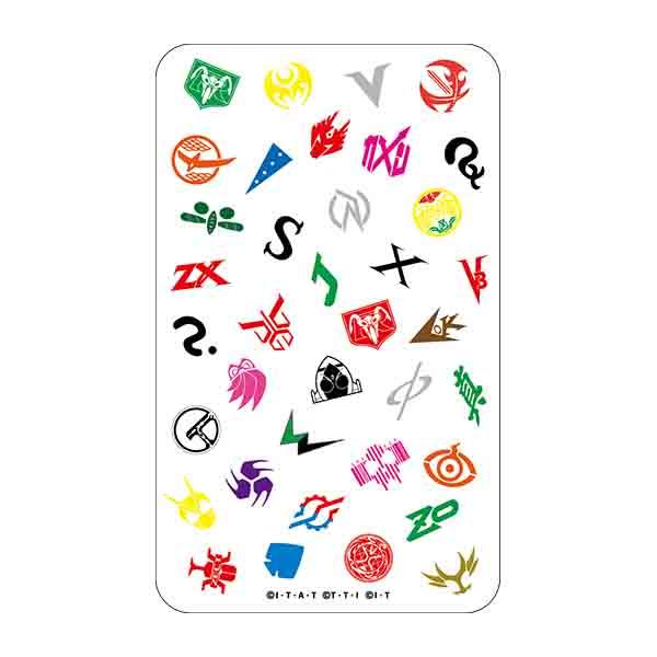 【仮面ライダーストア】仮面ライダー生誕50周年記念 モバイルバッテリー<50周年ロゴ商品>